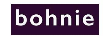 logo magazine féminin en ligne Bohnie