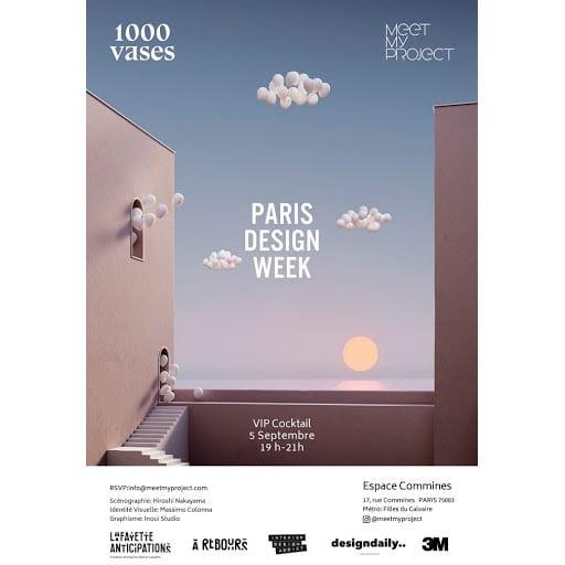 Paris design meet my project
