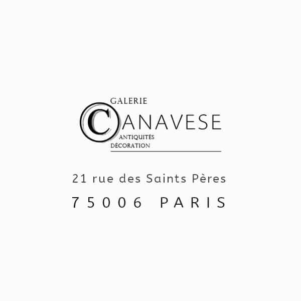 Galerie Canavèse Paris